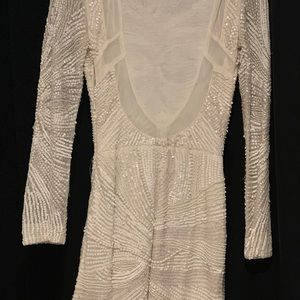 Topshop Dresses - Great dress for prom or homecoming. White mini